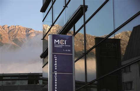 Mba Northeastern Illinois by Aacsb Akkreditiert Mci In Innsbruck Mba Journal News