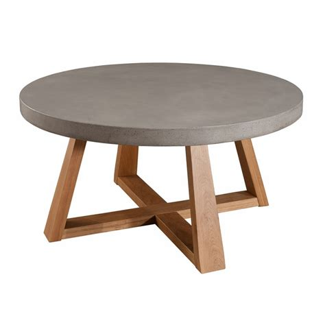 Table Basse Bois Ronde by Table Basse Ronde Bois Ch 234 Ne B 233 Ton Cir 233 Cast Univers Salon