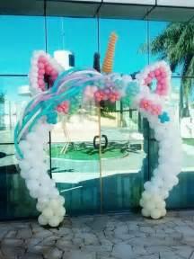 Balloon Garland M 225 S De 25 Ideas Incre 237 Bles Sobre Decoraci 243 N Con Globos En Pinterest Globos Ideas Con Globos Y