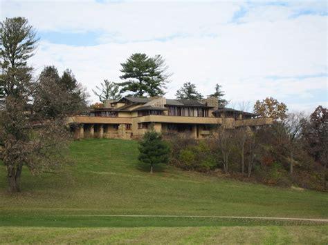 Frank Lloyd Wright House Wisconsin by Frank Lloyd Wright Weekend Taliesin Wisconsin