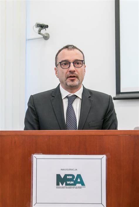 Mba Sgh by Warszawski Uniwersytet Medyczny