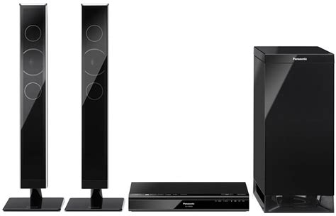 looks panasonic sc htb550 2 1 channel home theater