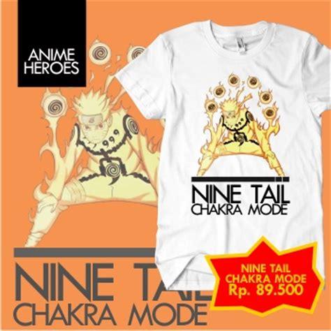 Kaos Cakra kaos nine chakra mode kaos komik