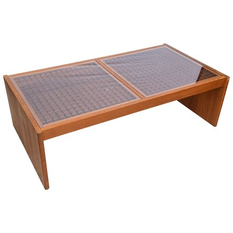Gorgeous Coffee Tables Gorgeous Teak Geometric Large Coffee Table By Komfort 1950s Denmark For Sale At 1stdibs