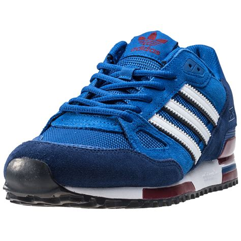 adidas zx 750 mens trainers royal blue new shoes