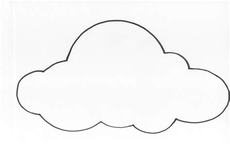best 25 cloud template ideas on pinterest cloud stencil