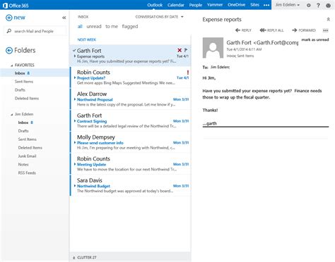 Office Mail Microsoft Launches Outlook App For Android Declutters
