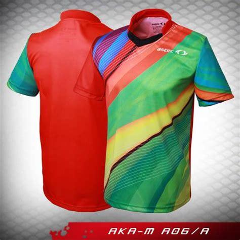 Best Kaos Badminton Astec Aka M A07 A Murah Meriah jual perlengkapan olahraga bulutangkis badminton