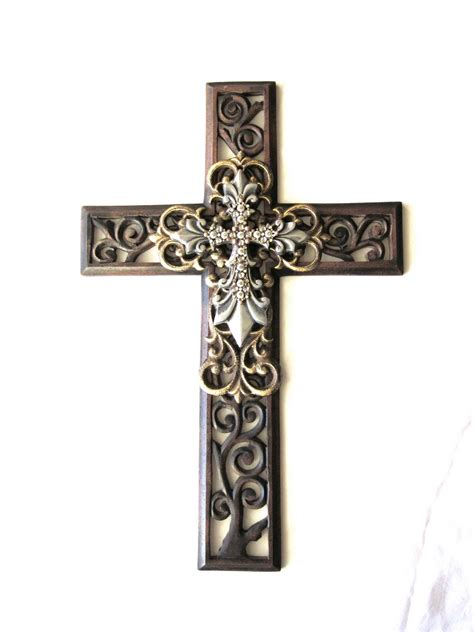 crosses home decor cross decor 28 images horseshoe cross home decor