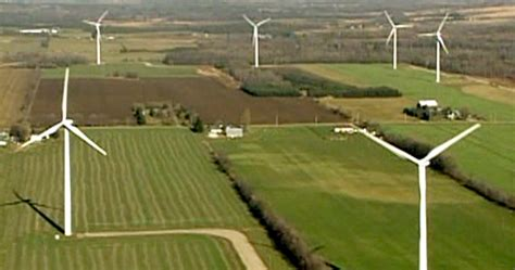 Mba Costs Ontario by Ontario Wind Turbines Ontario Has The Most Expensive