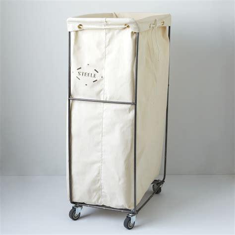 Narrow Elevated Laundry Basket On Food52 Thin Laundry
