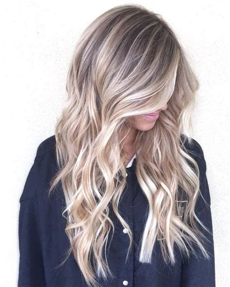Blonde Colours For Winter | 108 best winter fall hair colors 2016 2017 images on
