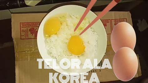 uji coba makanan viral nasi telur koreajepang mak yus