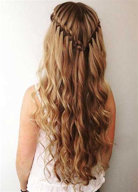 hairstyles balls evening 20 inspirations of long ball hairstyles