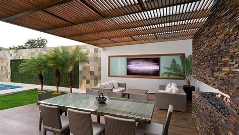terraza en segundo piso con las terrazas m s modernas y 13 terrazas modernas con madera que te inspirar 225 n a