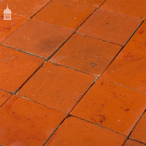 reclaimed 6x6 thick red quarry tiles 6 inch x 6 inch floor tiles quarry tiles flooring all