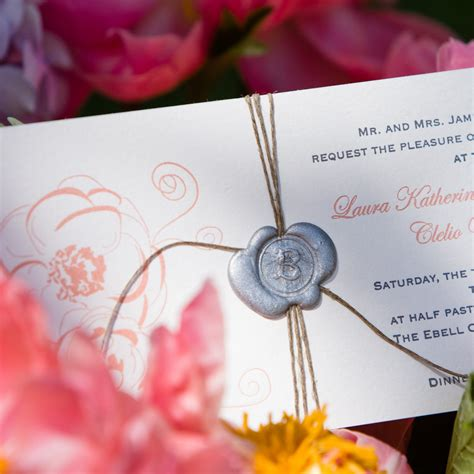 wedding invitation wax seal wax seals for your wedding inspired by this