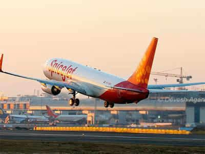 spicejet mobile app spicejet offers re 1 tickets on mobile app times of india
