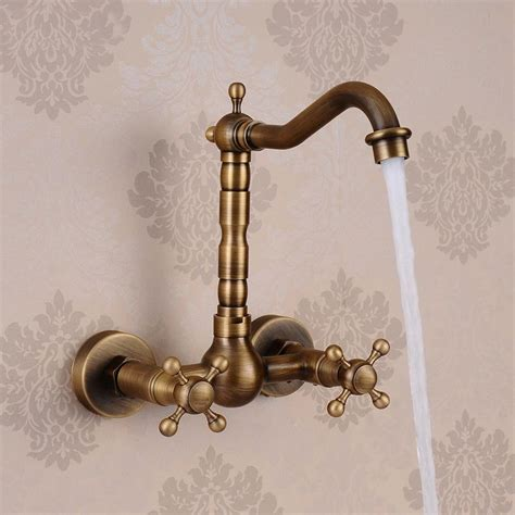 antique bronze kitchen faucets free shipping classic antique bronze bath basin kitchen