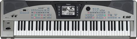 Keyboard Roland E 50 301 moved permanently