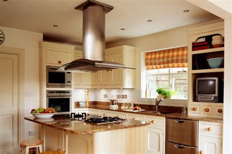 Kitchen Island Vent Hoods How To