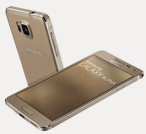 Hp Samsung Galaxy Alpha spesifikasi dan harga hp samsung galaxy alpha ponsel octa terbaru