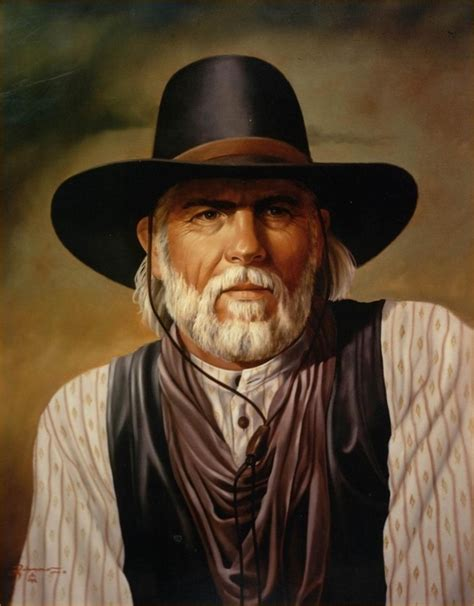 jones lonesome dove painting in woodrow call jones lonesome dove