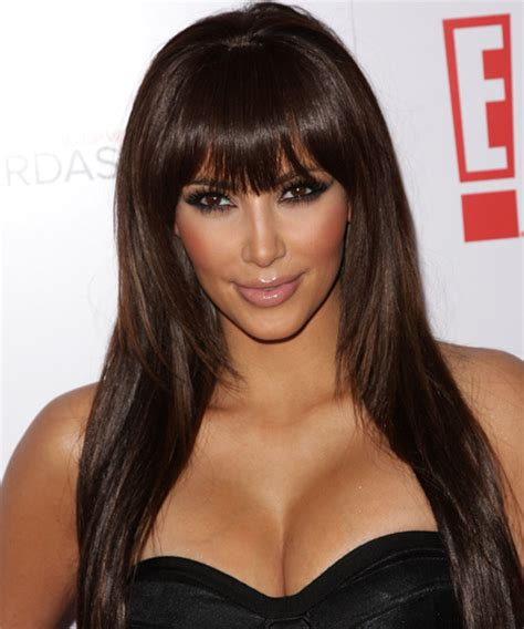 few bangs 2015 cute bang hairstyles for long hair 2018 with layers