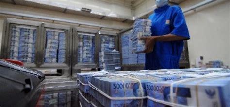 Cetak Uang Indonesia cetak uang peruri akan gunakan kertas buatan dalam negeri