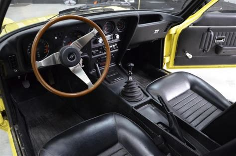 opel manta interior cleanest around 1973 opel gt bring a trailer