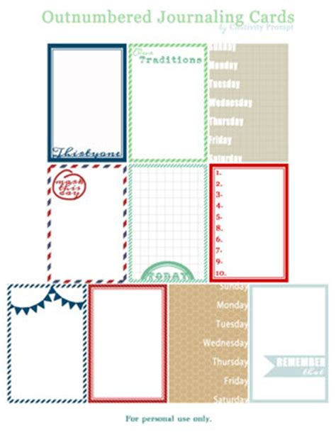 free printable journal labels friday freebie last batch of outnumbered journaling