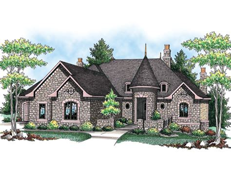 house plans with turrets luxury house plans with turrets