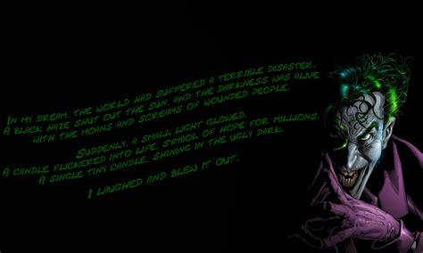 Joker Quotes Joker Quotes Quotesgram