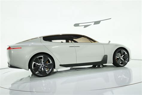 Kia Gt Coupe Rumors Kia Insiders Say Gt Rwd Sedan Could Be Joined By