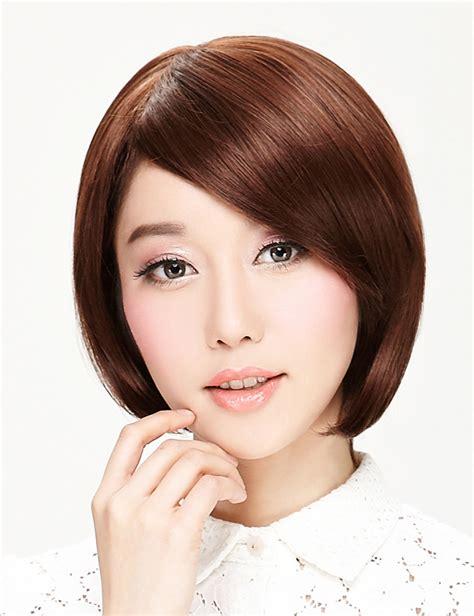 large bobos hairstyle pics 短直发 bobo头