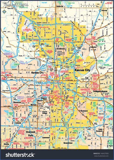 map of kansas city area map of kansas city area toursmaps