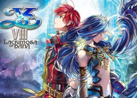 Kaset Ps4 Ys Viii Lacrimosa Of Day One Edition ys viii lacrimosa of launches on ps4 and ps vita fall 2017 geeky gadgets