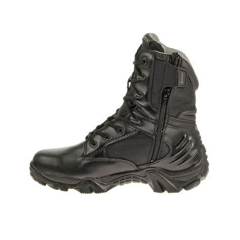 mens side zip boot bates mens gx 8 side zip boot with tex ebay
