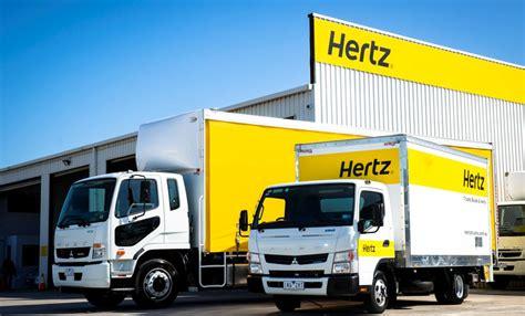 truck pictures hertz trucks australia truck ute hire