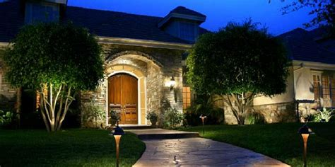 quality outdoor lighting quality outdoor landscape lighting design in georgetown tx