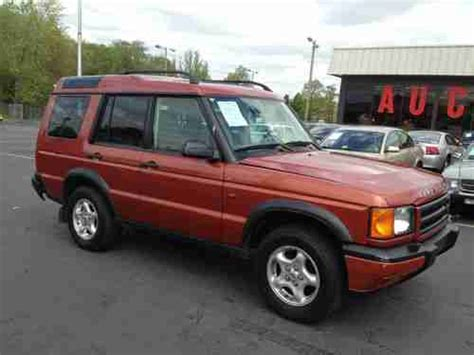 electronic stability control 1999 land rover discovery series ii seat position control service manual 1999 land rover discovery series ii remove transmission used 1999 land rover