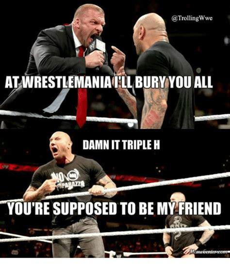 Triple H Memes - triple h burying meme www pixshark com images