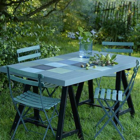 Fabriquer Un Plateau De Table by Fabriquer Une Table En Carreaux Ciment