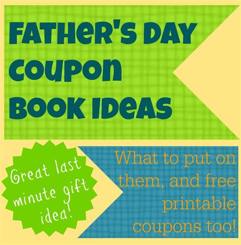 s day coupon book ideas s day coupons gift ideas from