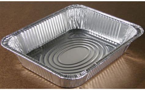 half size steam table pans pactiv y6132xh half size aluminum foil steam table pans