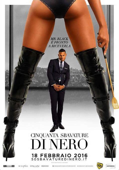 film gratis cinquanta sfumature di grigio 50 sbavature di nero trailer italiano poster