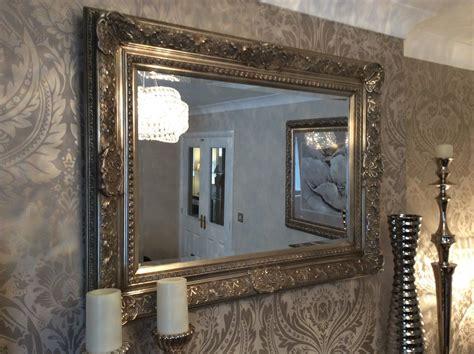 decorative antique silver wall mirror range of