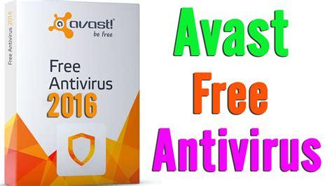 free full version antivirus for computer how to install avast free antivirus 2016 youtube