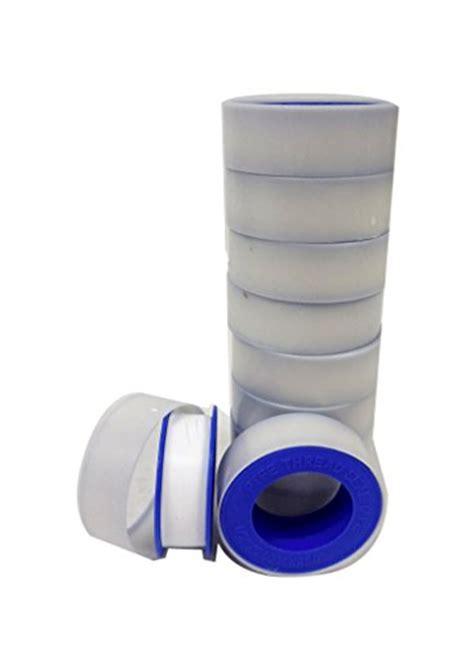 Plumbing Pipe Sealant by Set Of 10 Rolls Teflon Thread Seal Plumbing