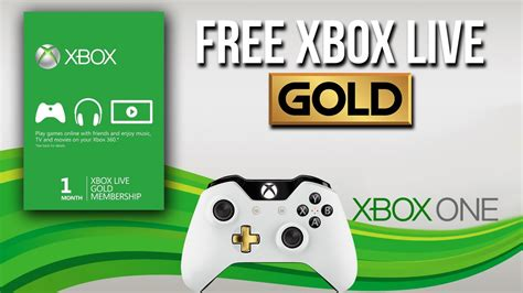 How To Find On Xbox Live How To Get Free Xbox Live Gold Membership 2018